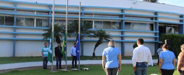 Ato Cívico de Hasteamento de Bandeira – Câmara Municipal de Vereadores