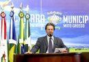 O vereador Pedro Cambará indicou disponibilização de linha de transporte coletivo para atenderos Assentamentos e Comunidade Rurais do Município.