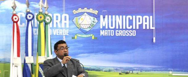 Vereadores indicaram colocação de super postes e lâmpada de led nas Avenidas Goiás e Santa Maria.
