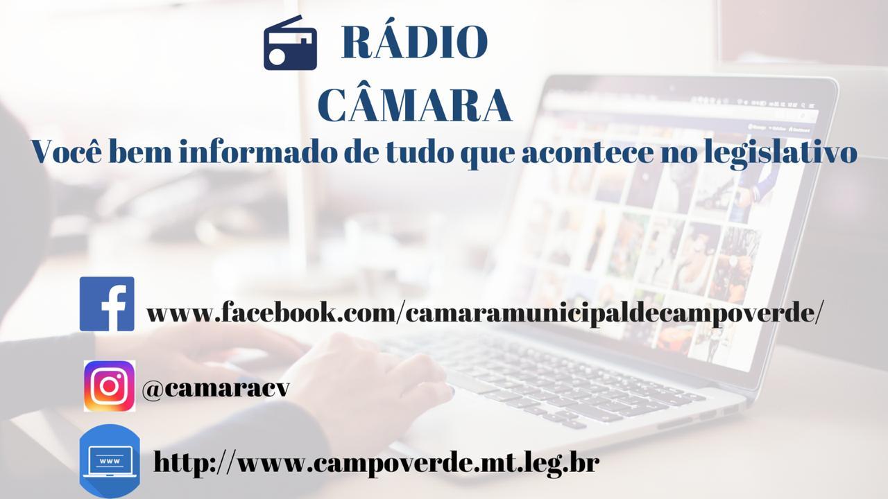 Rádio Câmara 06.04.2020