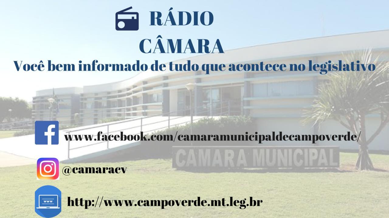 RÁDIO CÂMARA EM LIBRAS DA SESSÃO DO DIA 30/03/2020