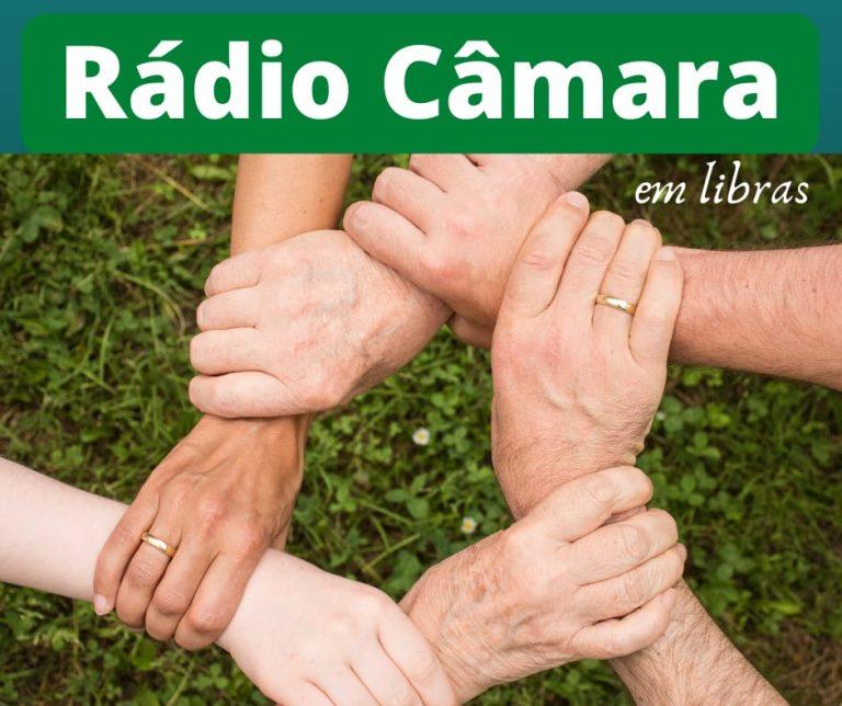 Rádio Câmara da sessão ordinária do dia 25/05/2020